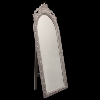 M-537-CLEAR BB Simon Crystal Swarovski Mirror