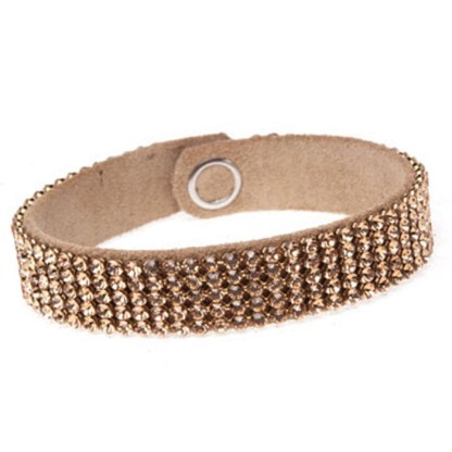 MESH CUFF-5ROW-LT.COLORADO