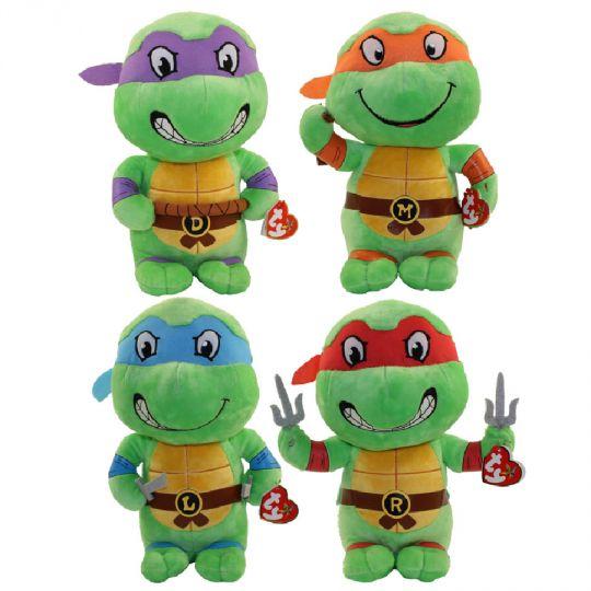 ninja turtle plush