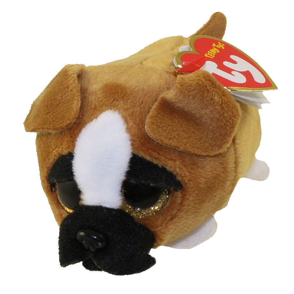 TY Beanie Boos Teeny Tys Stackable Plush DIGGS The Dog