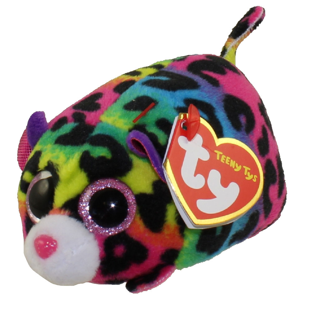 TY Beanie Boos Teeny Tys Stackable Plush JELLY The