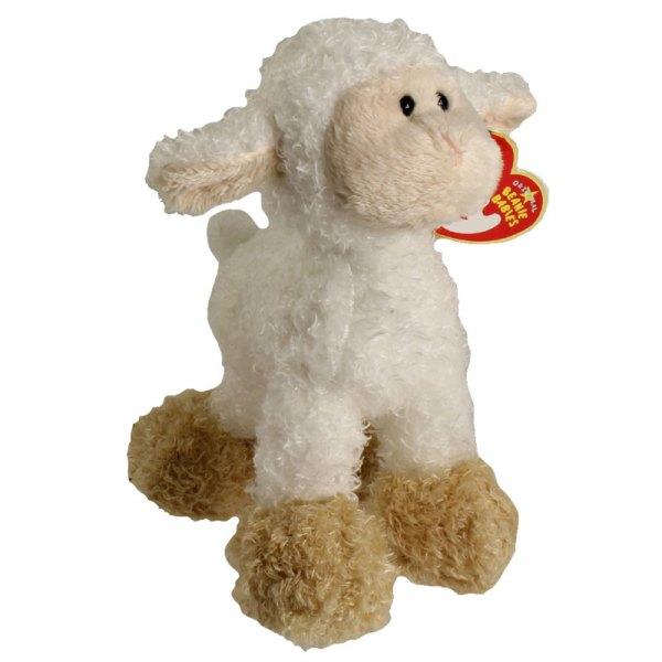 Ty Beanie Baby - Baaabsy Lamb 7 Toys Plush Trading Cards Action