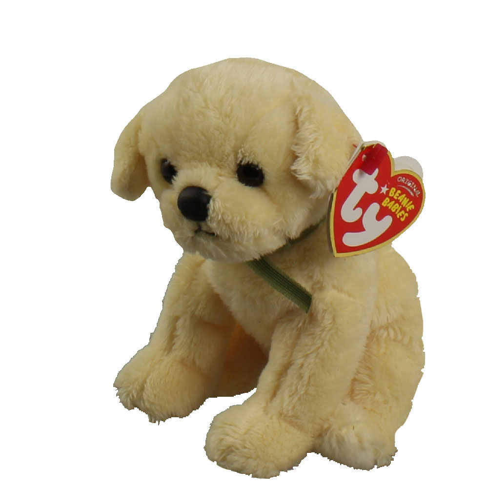 TY Beanie Baby BOUNDS The Gold Dog 6 Inch BBToyStore