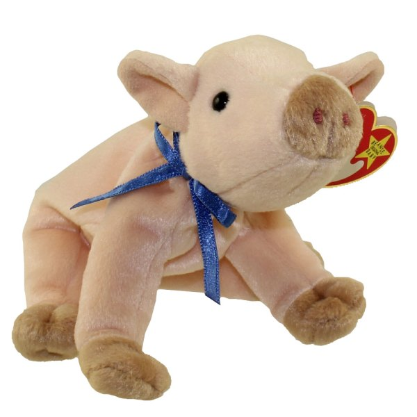 Ty Beanie Baby - Knuckles Pig 5