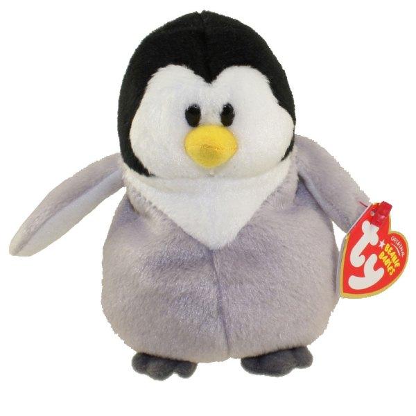 Ty Beanie Baby - Admiral Penguin 6.5