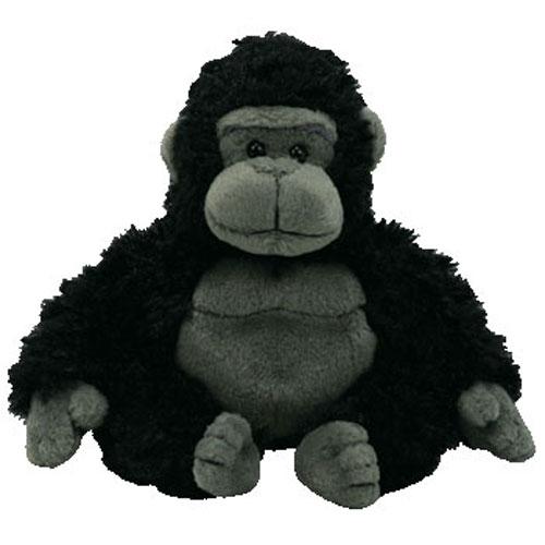 Ty Beanie Baby Tumba The Gorilla 7 5 Inch Bbtoystore