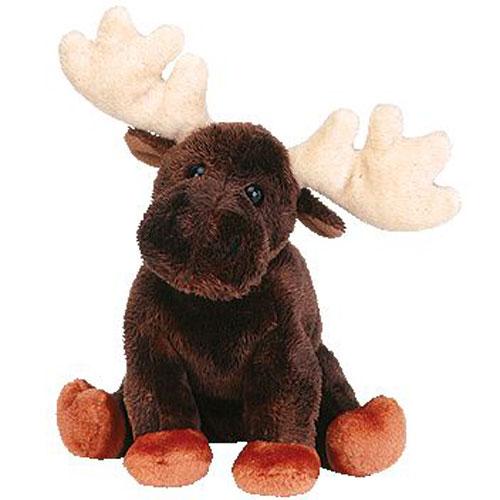 TY Beanie Baby ZEUS The Moose 65 Inch