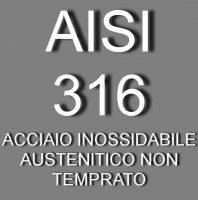 Buratto AISI 316