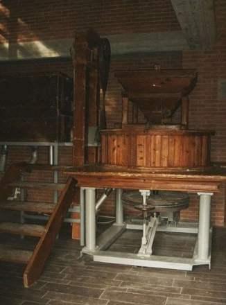 Mulino di bedizzole in legno del 1850