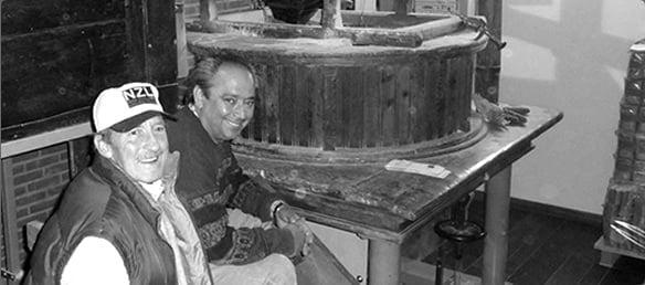Soci fondatori della farina di bedizzole