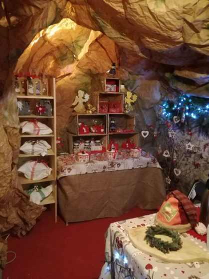 Pasticceria Evelina e i mercatini di Natale a Cimego