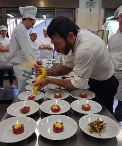 Conclusione laboratorio gastronomico 2018 delle Valli Resilienti