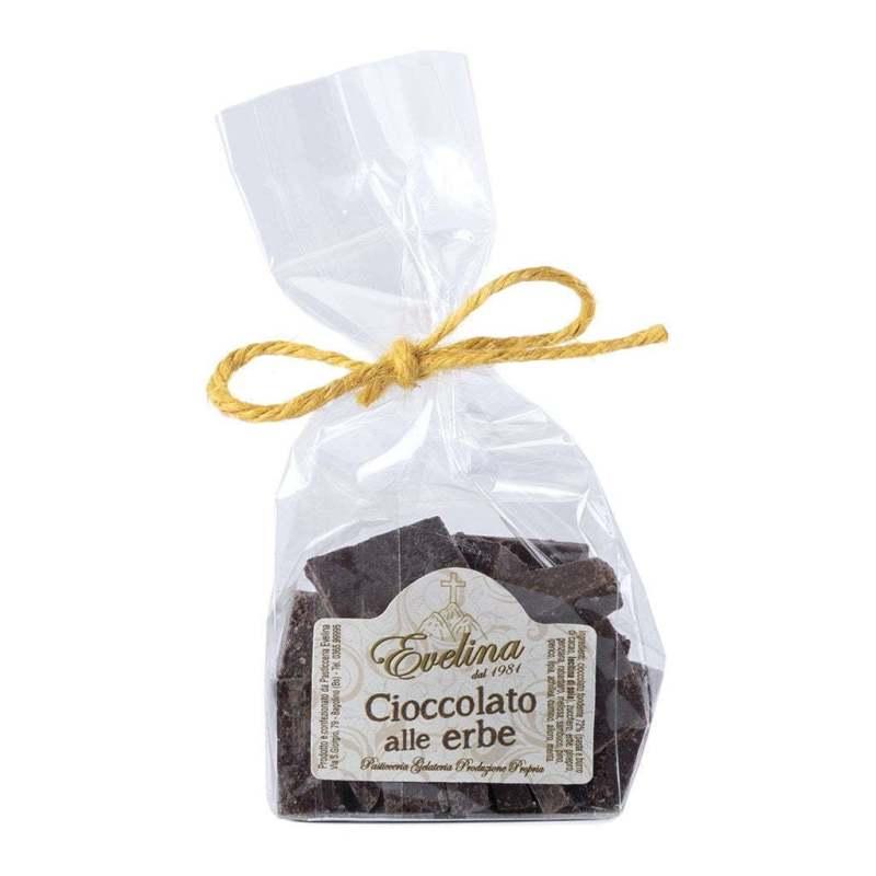 Cioccolato alle erbe spontanee Evelina di Bagolino
