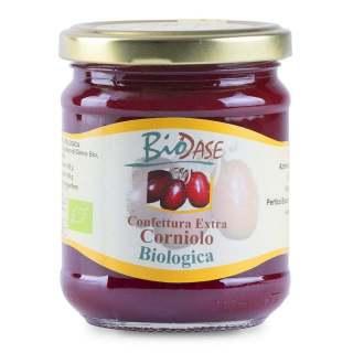 Confettura marmellata di Corniolo biologica BioDase