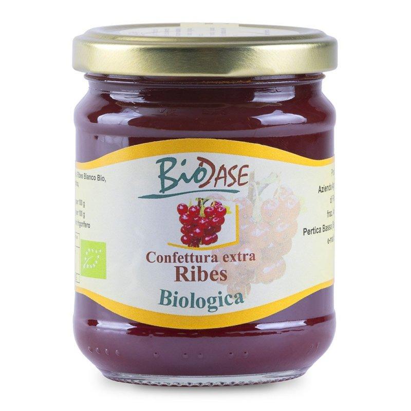 Confettura extra di Ribes biologica BioDase