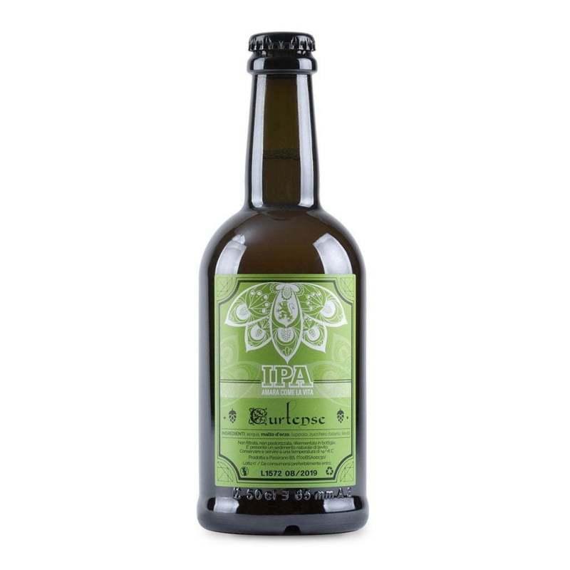 Ingredienti birra artigianale franciacorta IPA Curtense