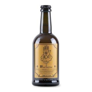 Ingredienti birra bionda artigianale Curtense