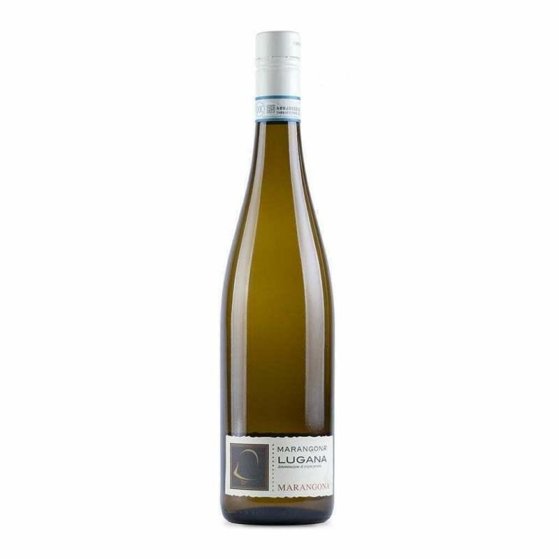 Vino bianco Lugana Marangona DOP Lago di Garda