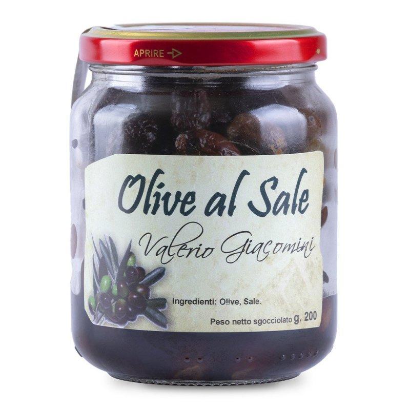 Olive al sale Valerio Giacomini