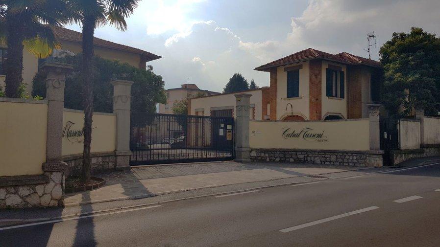 Entrata azienda Cedral Tassoni a Salò