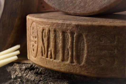 Marchio formaggio stagionato caseificio valsabbino