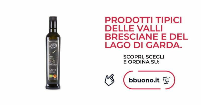 Bottiglia di olio biologico GARDA DOP Poggioriotto