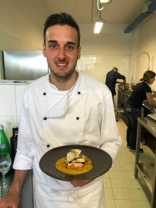 Chef Ristorante vecchio Palazzo - Casto