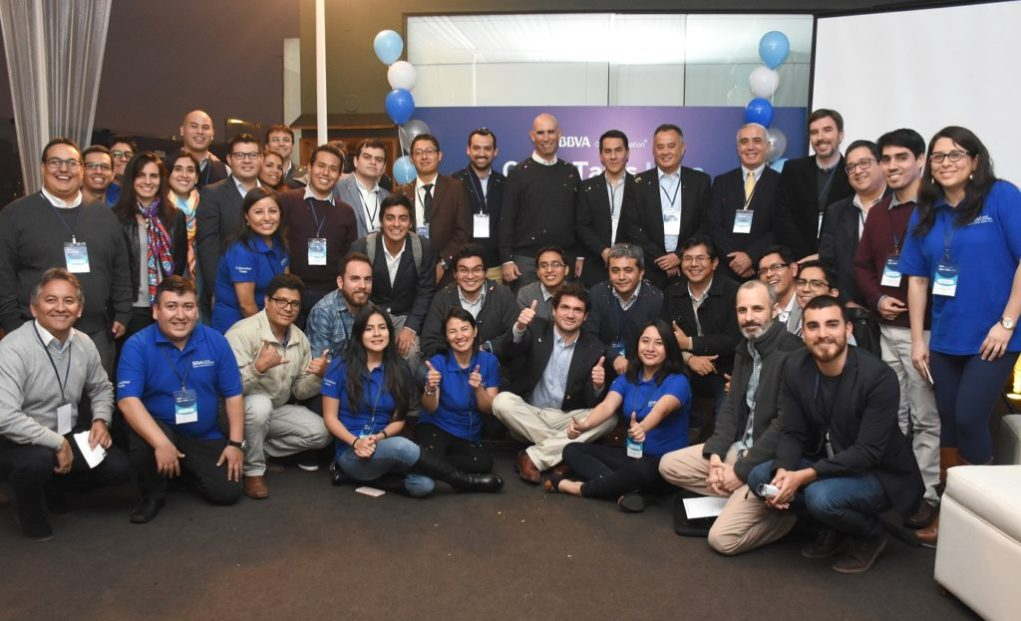 El ecosistema de colaboración entre BBVA Continental y las principales 'fintech' locales se refuerza.