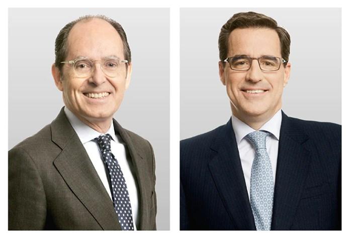 Jaime Sáenz de Tejada y Rafael Salinas