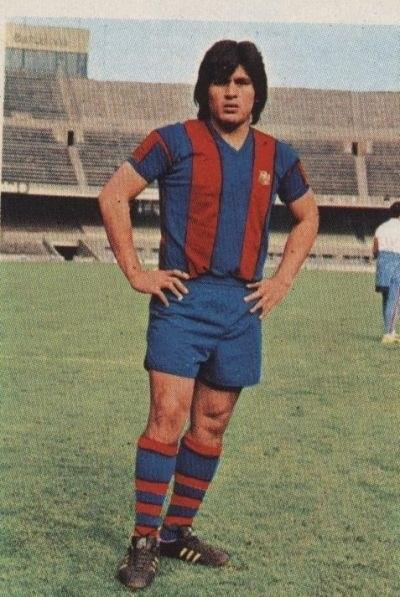 Photo de hugo el cholo sotil barcelone football liga espana sport bbva