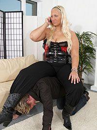 BBWFemdomcom  All about big beautiful women dominating