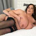 nila mason BBW boobs anal sex