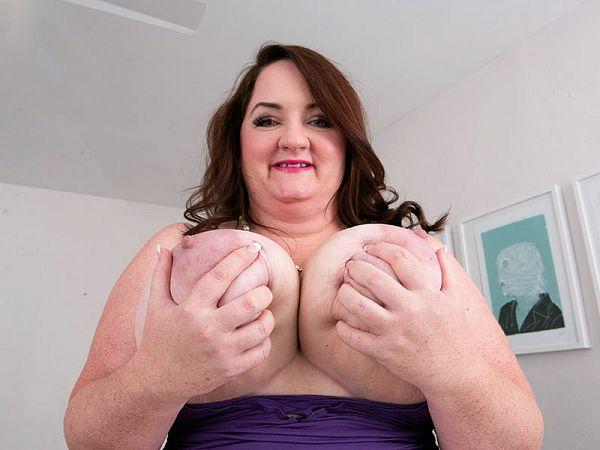 danica danali mature BBW tits