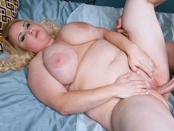 bbw blonde nikky wilder pussy