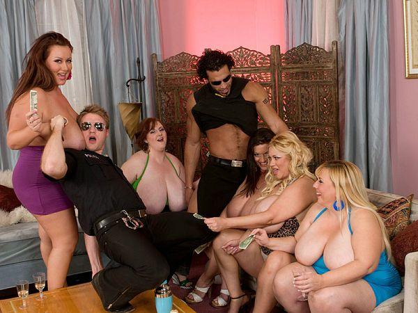 bbw pornstars orgy XXX