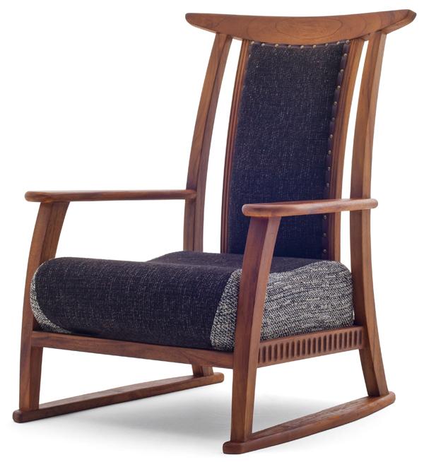らく楽椅子「ゆうゆう」
