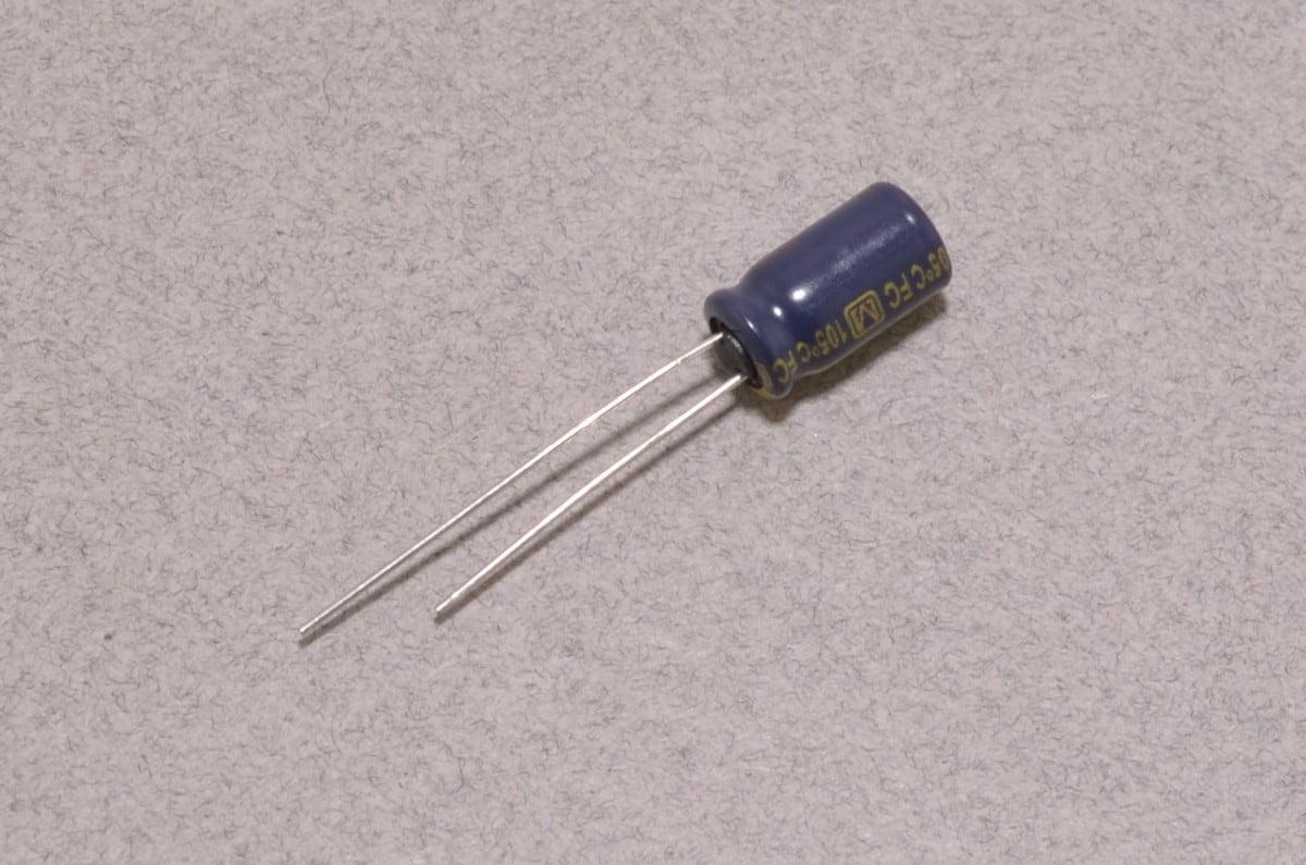 100uf 25v Capacitor