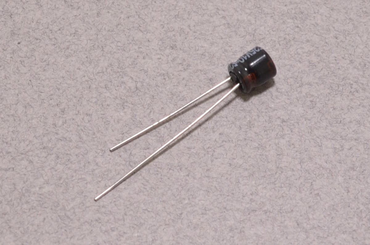 10uf 25v Capacitor