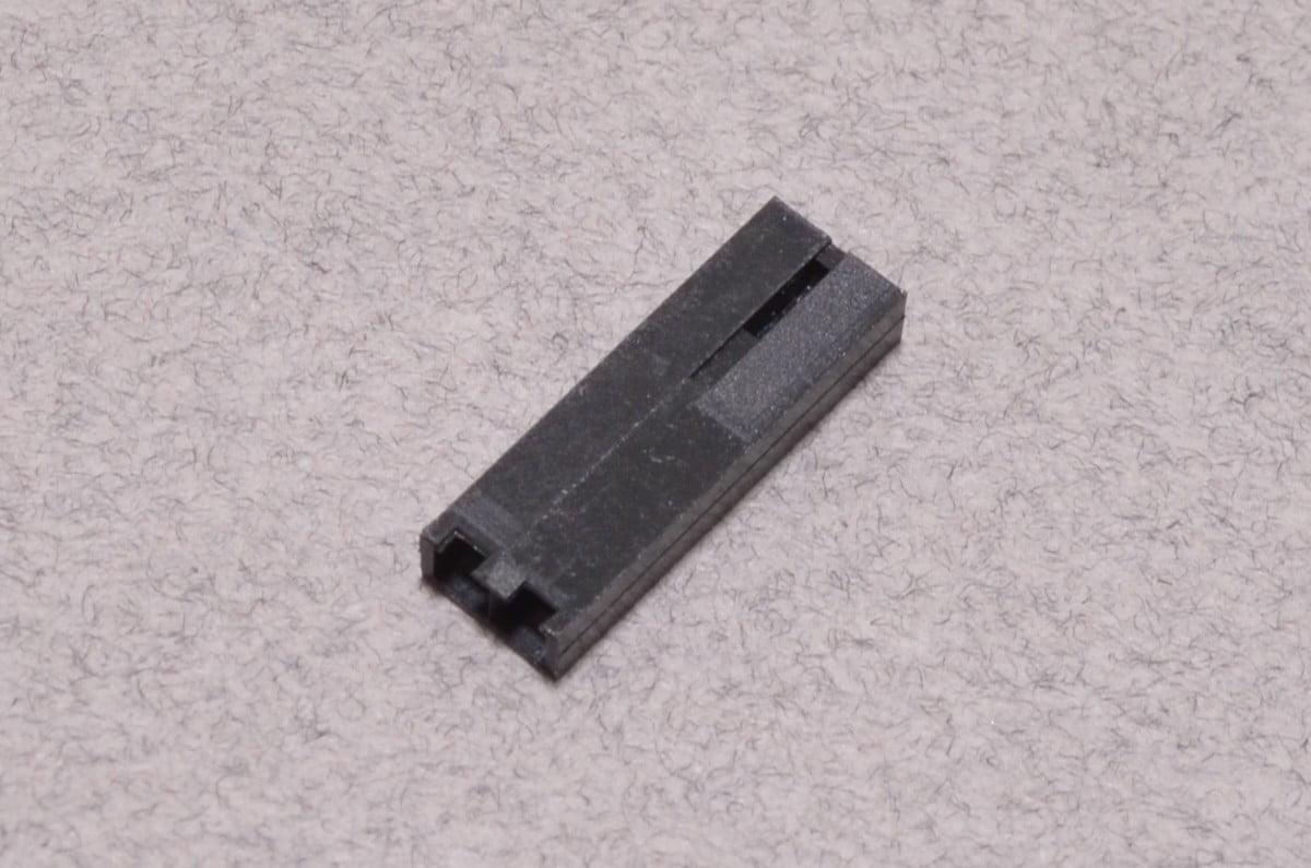 Molex 2 Pin Housing For Square Connectors