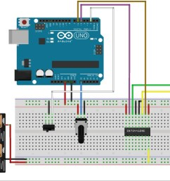 controlling a dc motor with arduino bc robotics wiring 3 way light switch diagram motor control with arduino [ 1200 x 747 Pixel ]