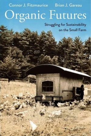 'Organic Futures' book jacket