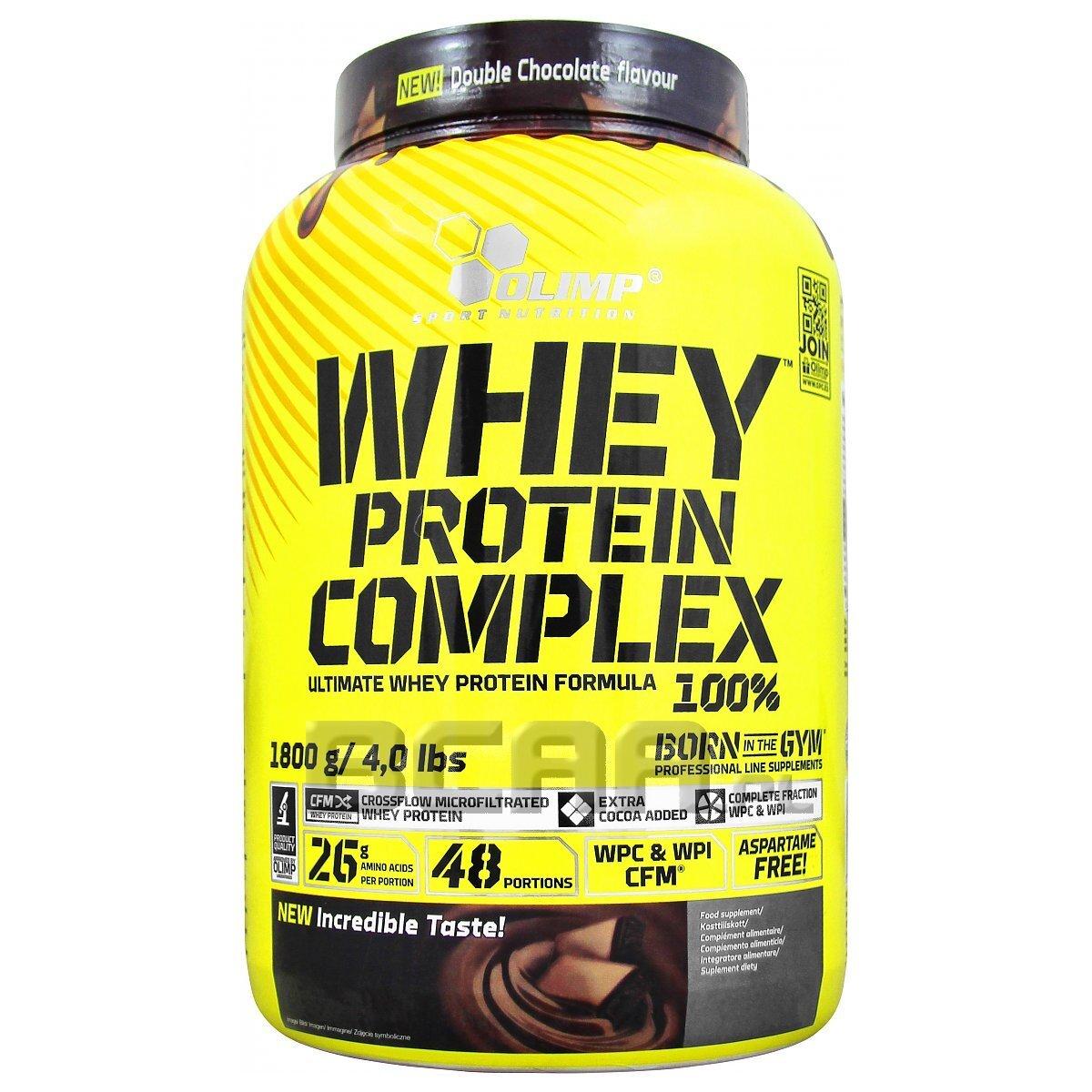 Whey Protein Complex 100% Ice Coffee Olimp 1800g Wyprzedaż ...