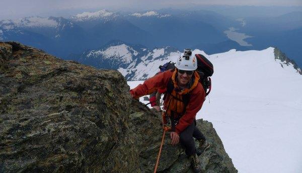 Mt Shuksan Summit Climb BC Adventure Guides