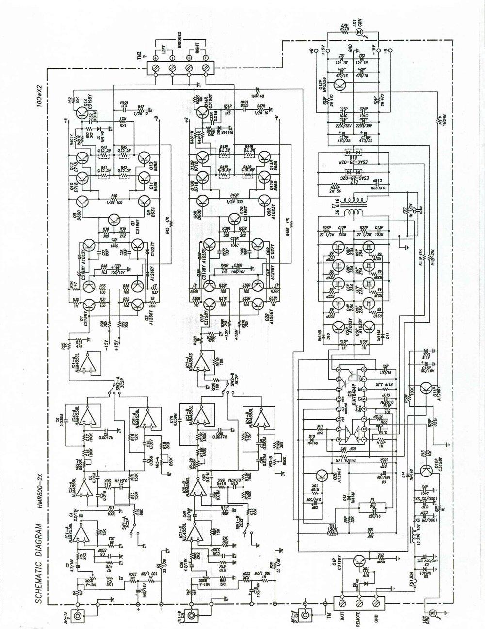 medium resolution of car amplifier schematics easy wiring diagrams simple audio amplifier circuit schematic car audio amp schematic