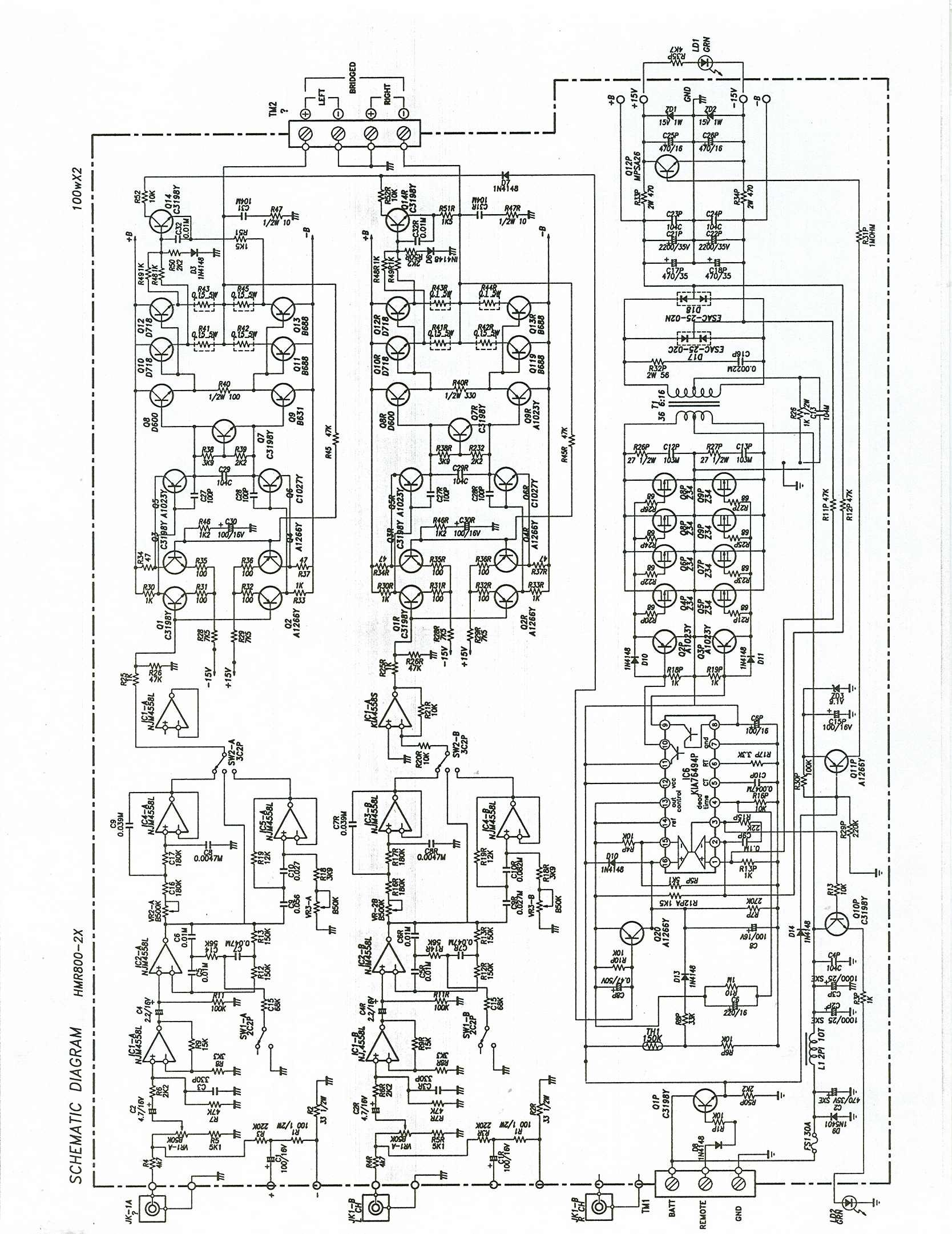hight resolution of car amplifier schematics easy wiring diagrams simple audio amplifier circuit schematic car audio amp schematic