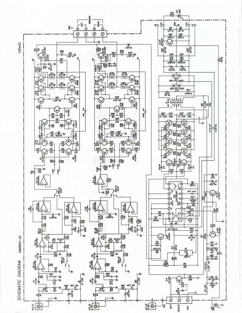small resolution of car amplifier schematics easy wiring diagrams simple audio amplifier circuit schematic car audio amp schematic