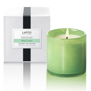 LAFCO Signature Mint Tesane Candle 15.5oz