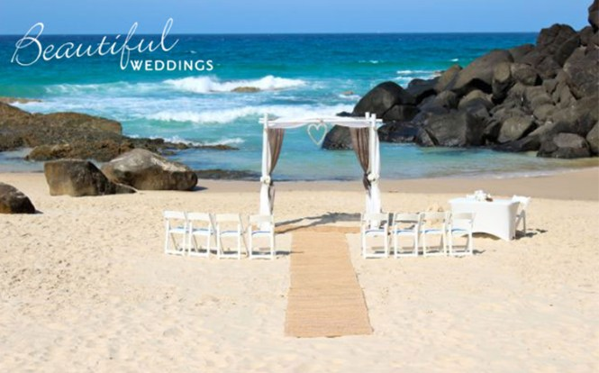 Currumbin Deck Gold Coast Beach Weddings