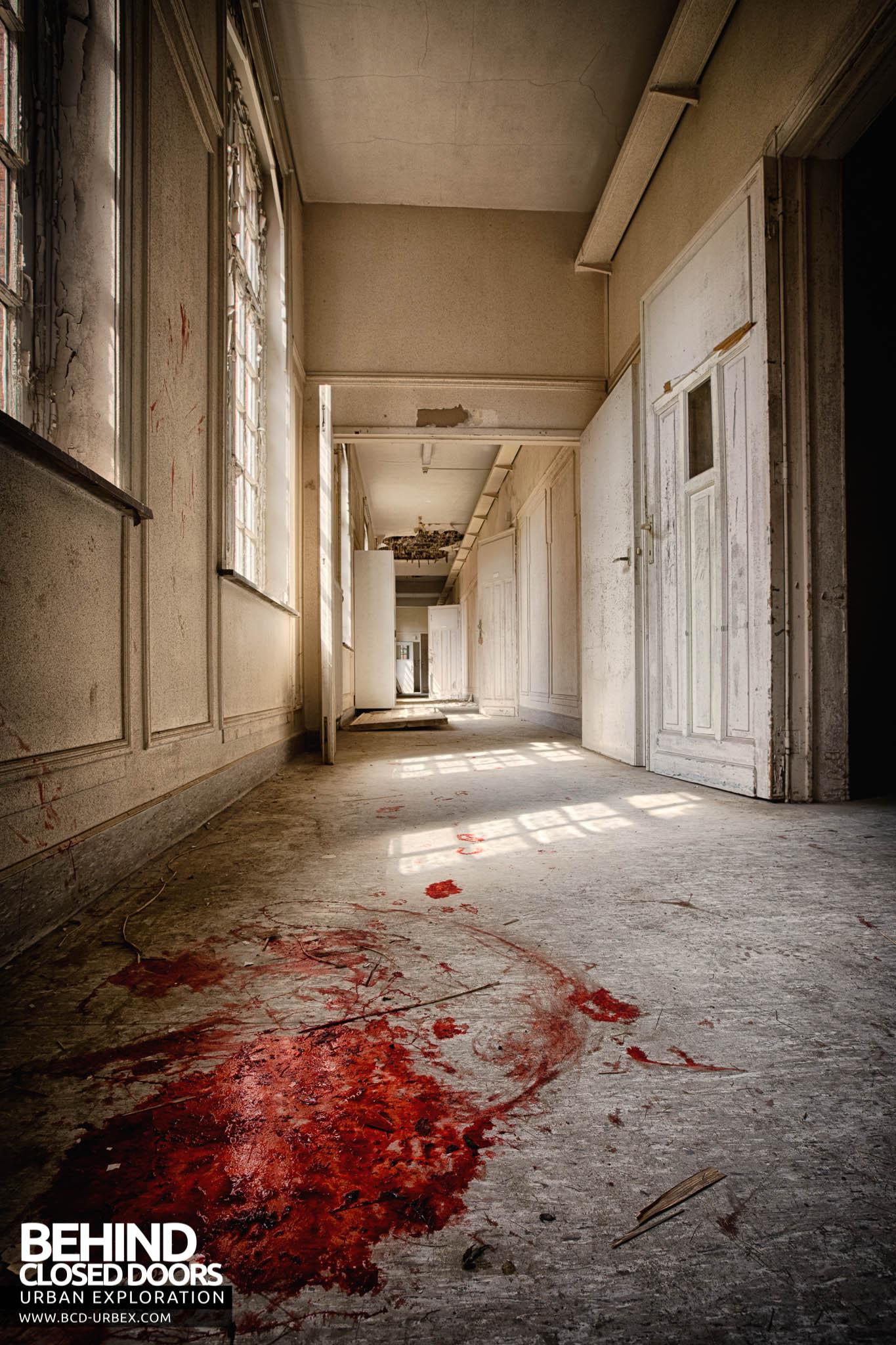 Sanatorium Salve Mater Belgium  Urbex  Behind Closed