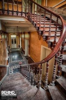 Domain Hotel Guest House Belgium Urbex